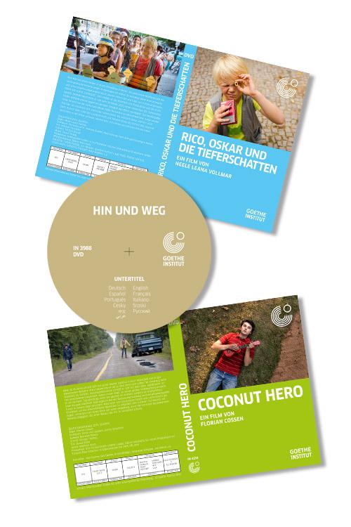 DVD Inlay Grafiken
