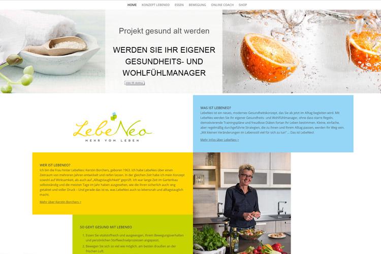 Webseite: www.lebeneo.de