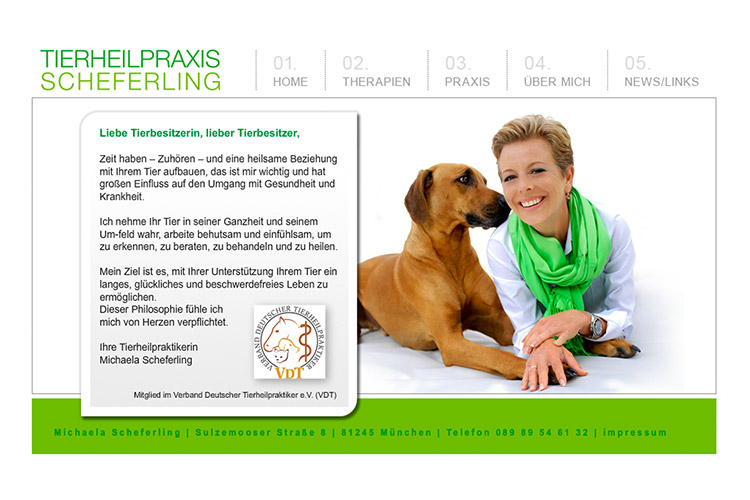 Webseite: www.tierheilpraxis-scheferling.de